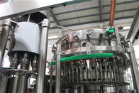 2000 - 6000BPH Carbonated Drink Filling Machine Counter Pressure Soda Bottling Equipment