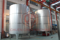 Auto Diary / Concentrated Fruit Juice Processing Equipment For Big Capacity
